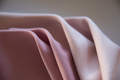"Blush Solid Polyester 20""x20"" Napkin"