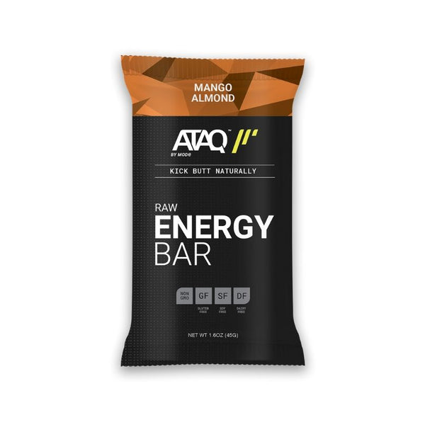 Mango Almond Energy Bars