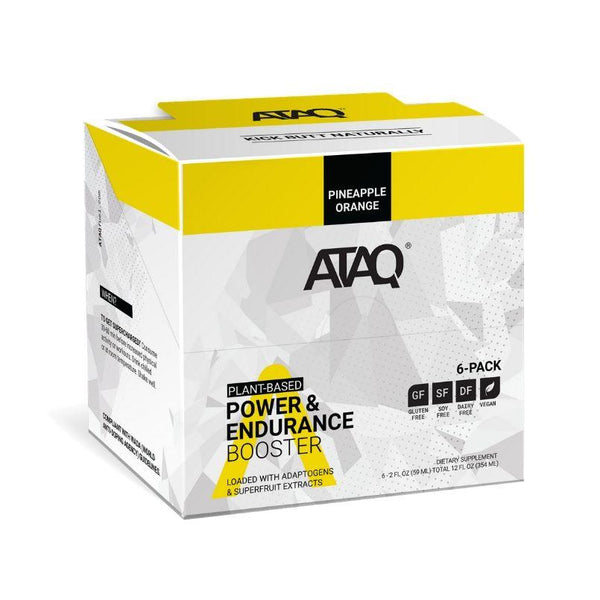 Power + Endurance Booster Shot | Pineapple