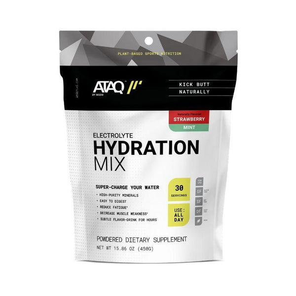 Strawberry Mint Electrolyte Hydration Mix