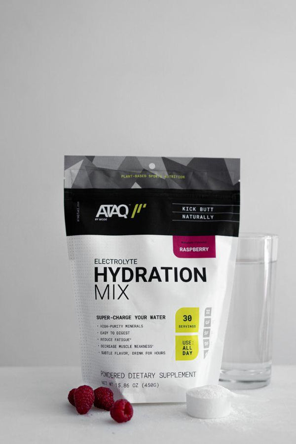 Raspberry Electrolyte Hydration Mix