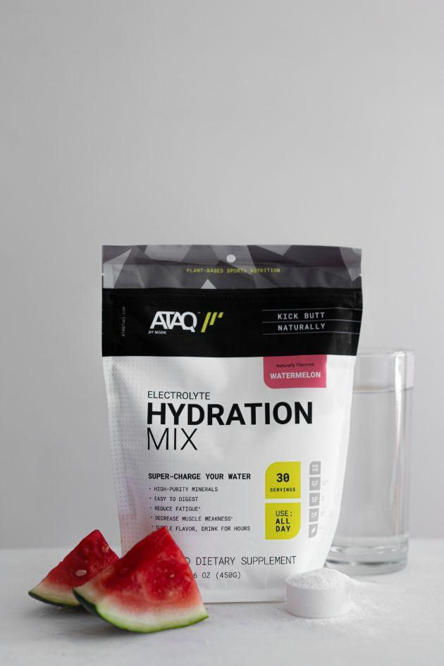 Watermelon Electrolyte Hydration Mix