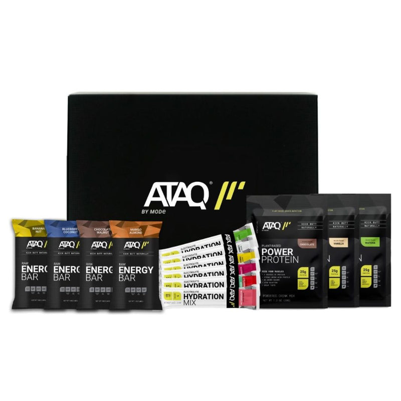 ATAQ Sampler Box