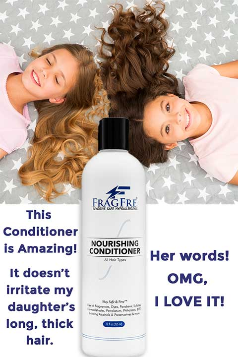 FRAGFRE Nourishing Conditioner
