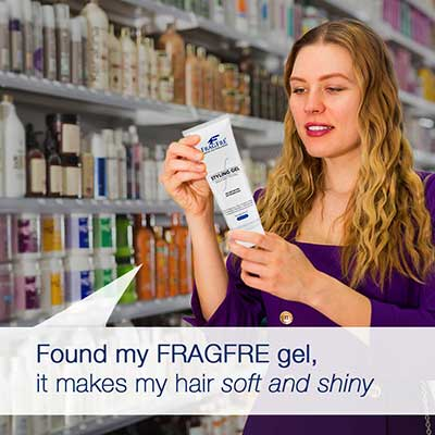 FRAGFRE Hair Styling Gel