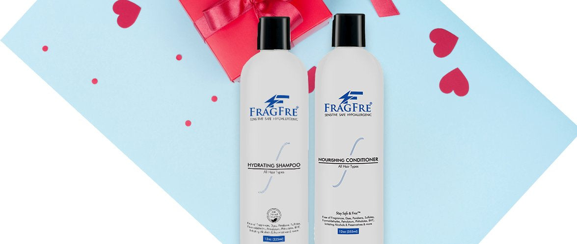 Fragrance Free Hypoallergenic Sulfate Free Hair And Skin