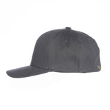 "V+B LTD Grey ""Rick Flag"" Flexfit Hat"
