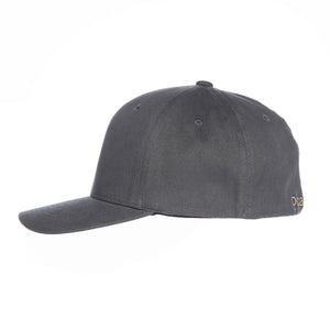 "V+B LTD ORIGINAL GREY ""RICK FLAG"" FLEX FIT HAT"