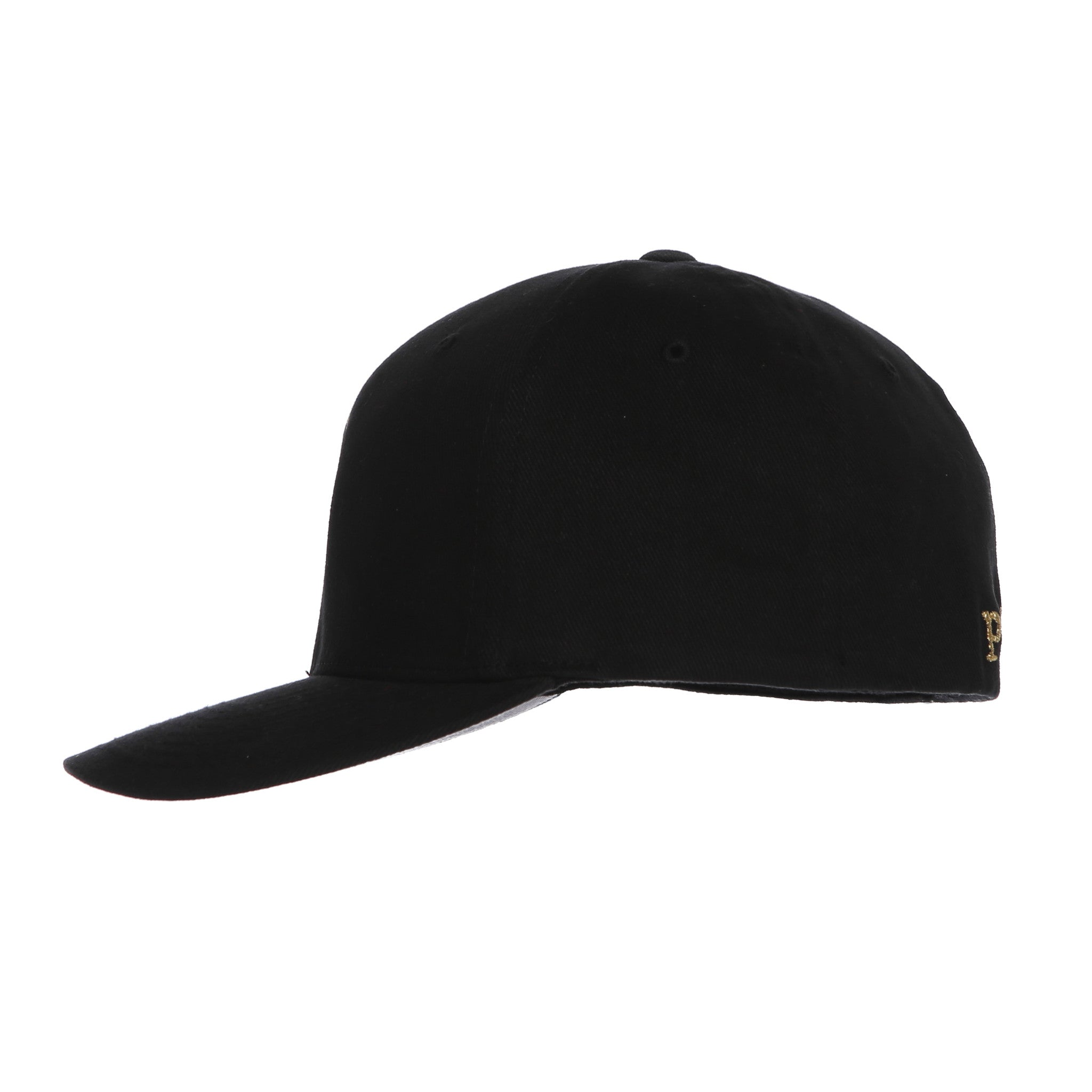 V+B LTD ALPHA Black Flex Fit Hat