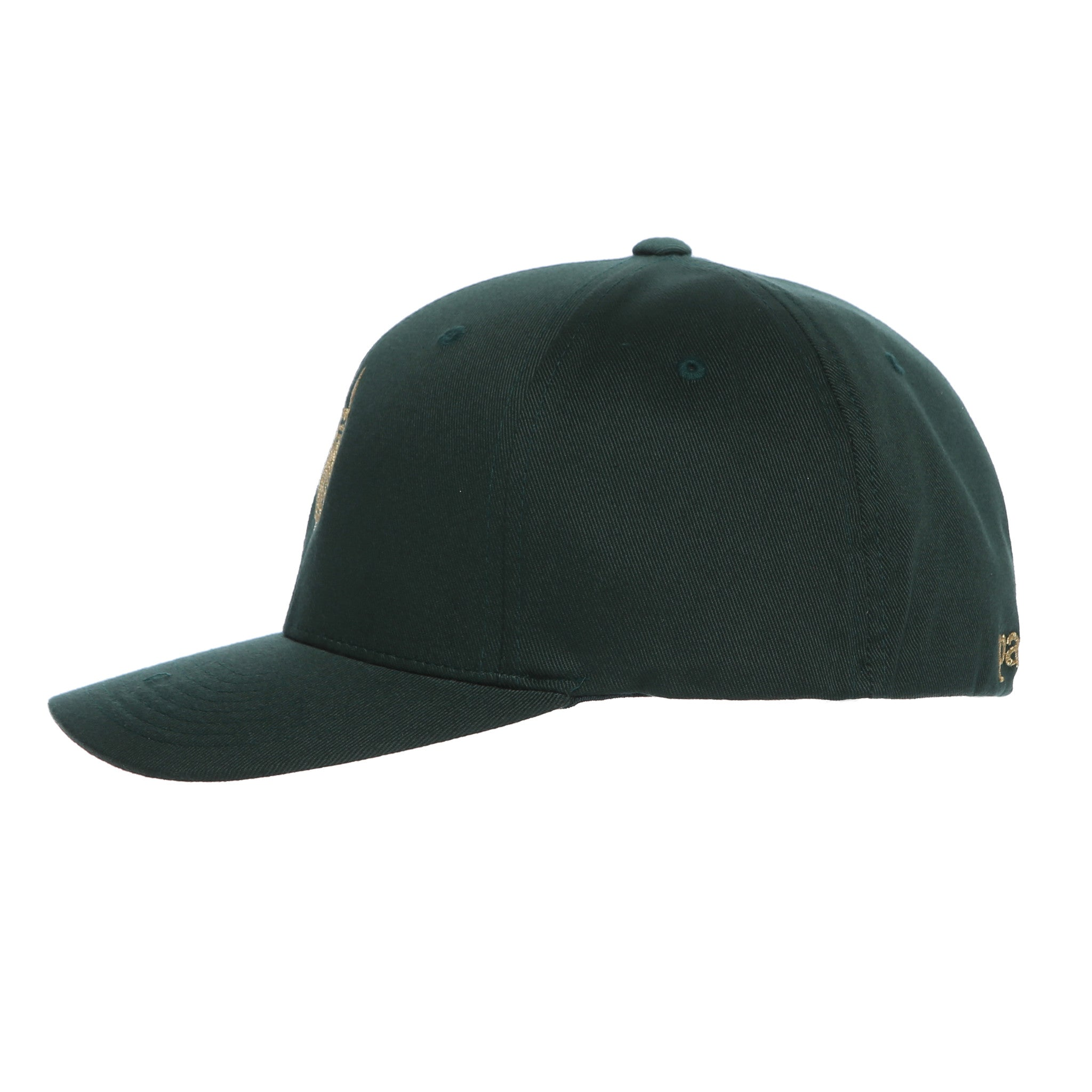 V+B LTD ORIGINAL GREEN FLEX FIT HAT