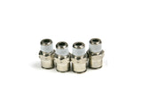 Straight Coupling Fitting (4 pcs) Part# 562