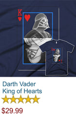 Darth Vader - King of Hearts