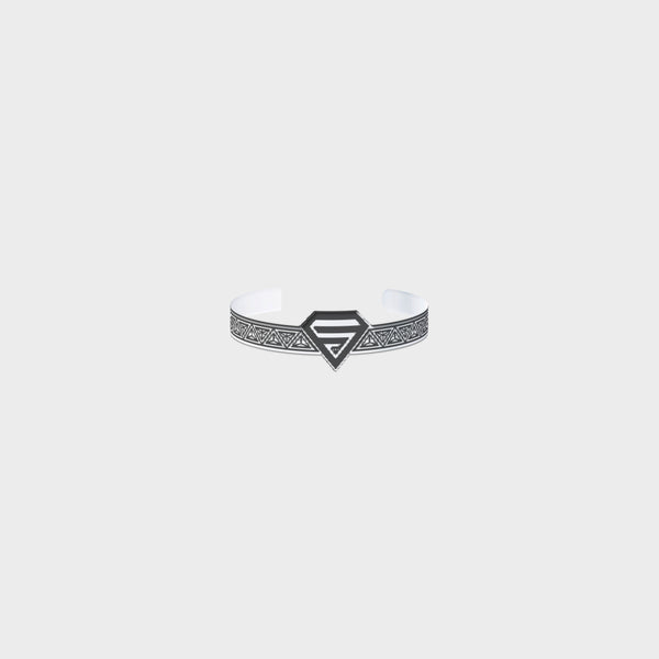Superman • Superwoman - Custom RING - 01 - Design Forms Of Art