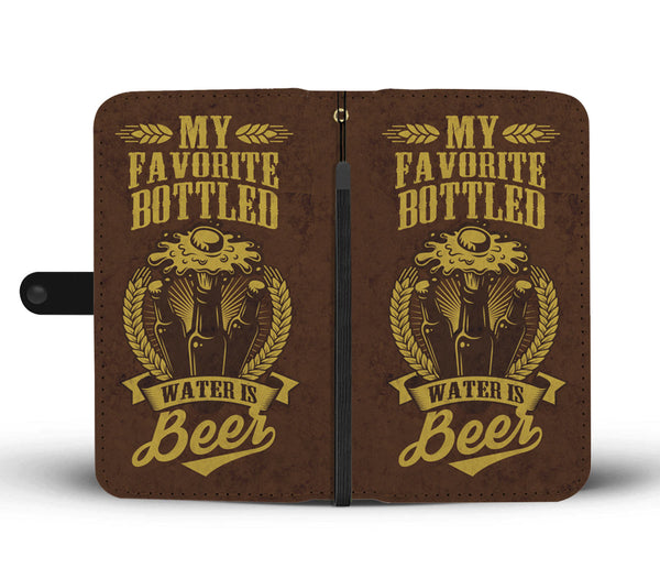 My Favorite Bottled Water Is Beer • Free Shipping