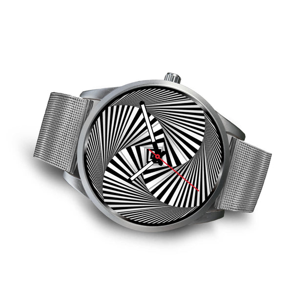 Hypno Square • Custom Art Watches • Free Shipping - Design Forms Of Art