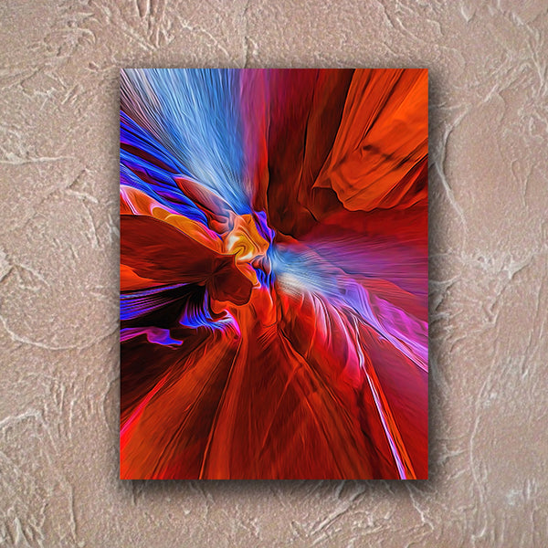 Explosion Of Colors - Illustration - Design Forms Of Art