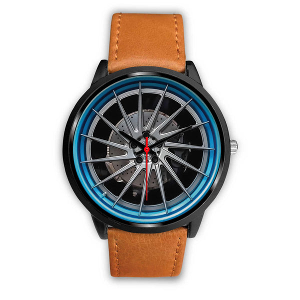 Wheels Of Steel - C • Custom Art Watches • Free Shipping - Design Forms Of Art