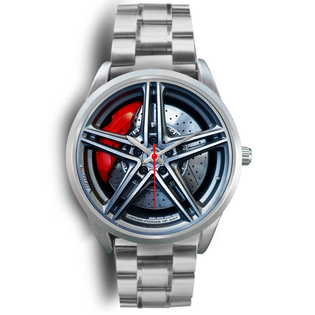 Wheels Of Steel - G • Custom Art Watches • Free Shipping