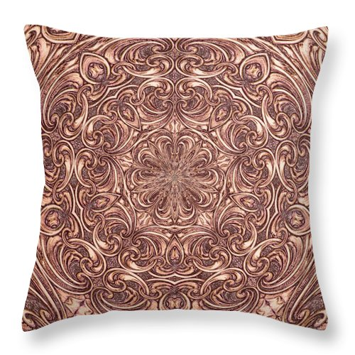 Engravingdness  - Throw Pillow - Design Forms Of Art