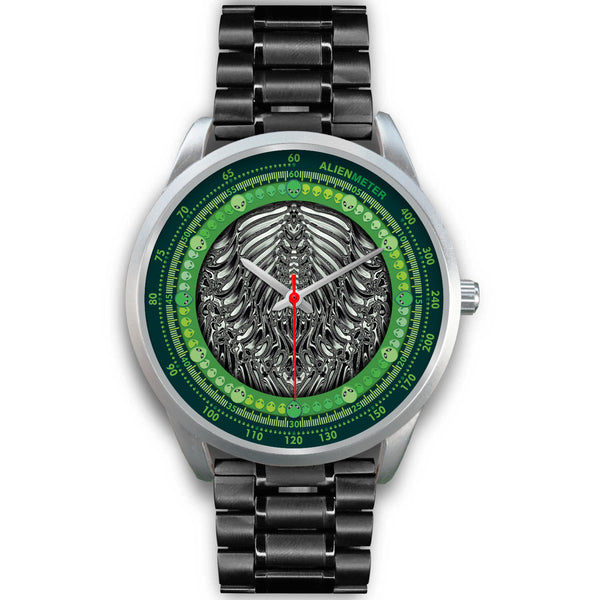 Alien - Area 51 • Luxury Art Watch - Design Forms Of Art