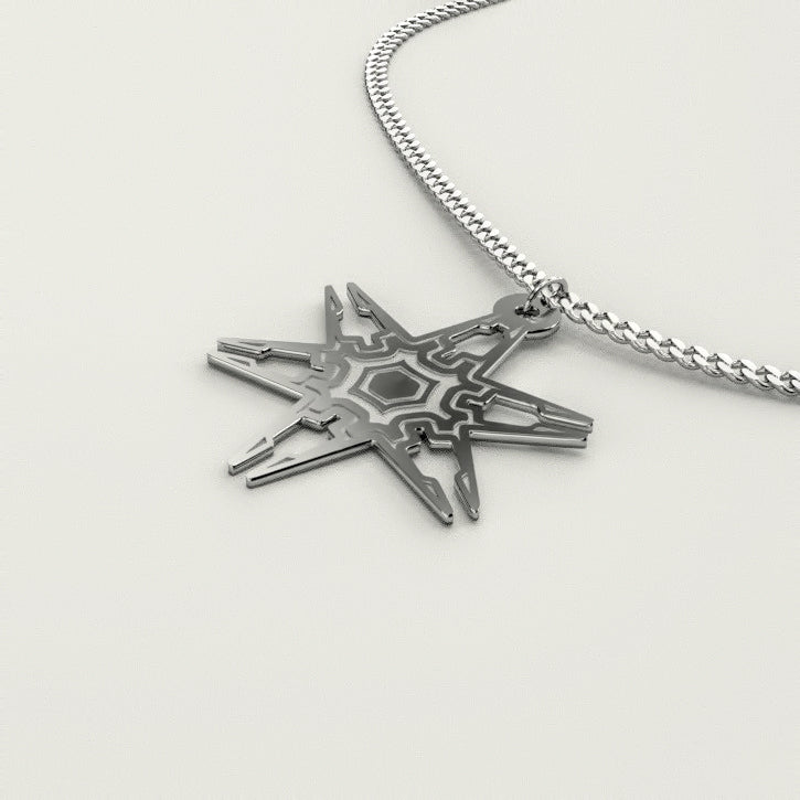 Hexa Six Star A • Charms & Chains - Design Forms Of Art