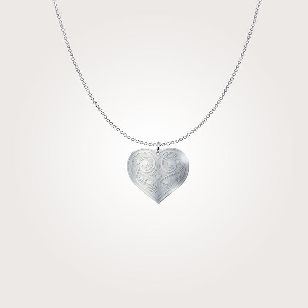 Heart A • Charms & Chains - Design Forms Of Art
