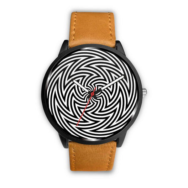Hypno-Swirl • Custom Art Watches • Free Shipping - Design Forms Of Art