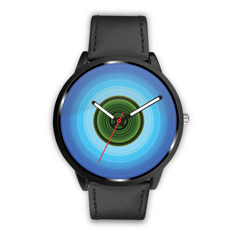 Green Earth • Custom Art Watches • Free Shipping - Design Forms Of Art