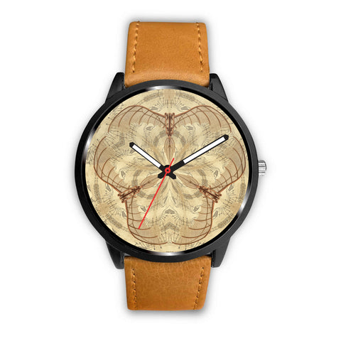 Da Vinci Glider • Custom Art Watches • Free Shipping - Design Forms Of Art