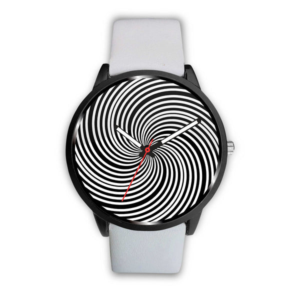 Hypnotic Stripes • Custom Art Watches • Free Shipping - Design Forms Of Art
