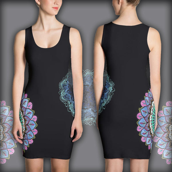 Surrounded - Sublimation Cut & Sew Dress