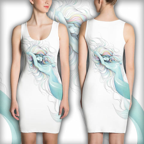 Dream - Sublimation Cut & Sew Dress - Design Forms Of Art
