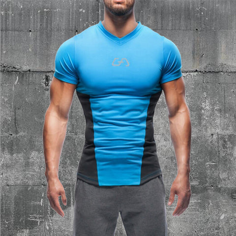 Fitness Compression Shirt - Design Forms Of Art
