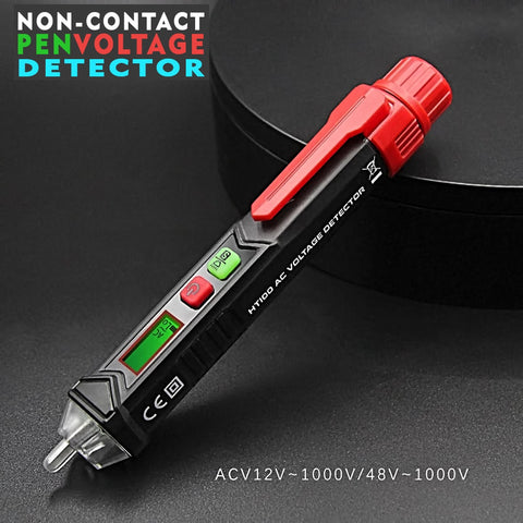 Non-Contact Pen Voltage Detector