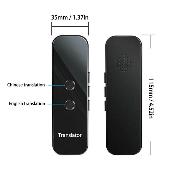 Smart Audio Voice Translator - A