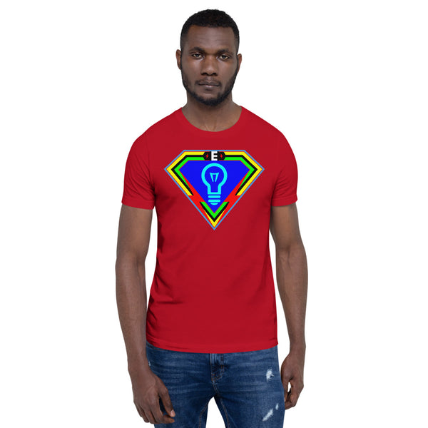 Superman Electrician • Short-Sleeve Unisex T-Shirt