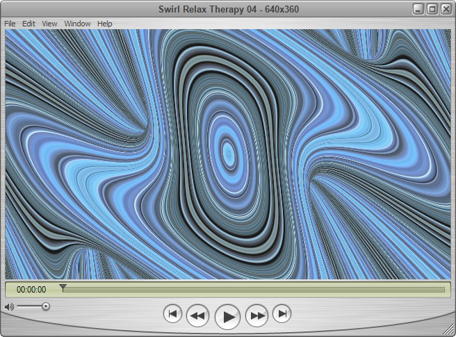 Swirl Relax Therapy Hypnotic Movement - Design Forms Of Art