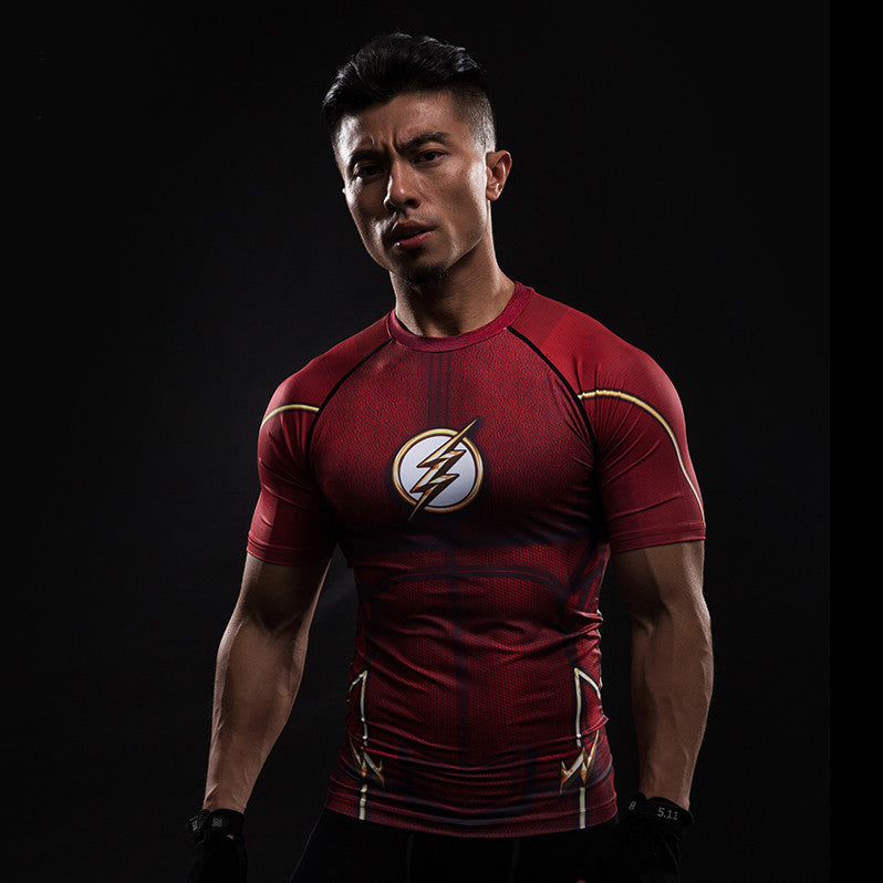 268afc43 The Flash Compression Shirt • Free Shipping – Design Forms Of Art
