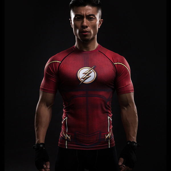 The Flash Compression Shirt - Design Forms Of Art