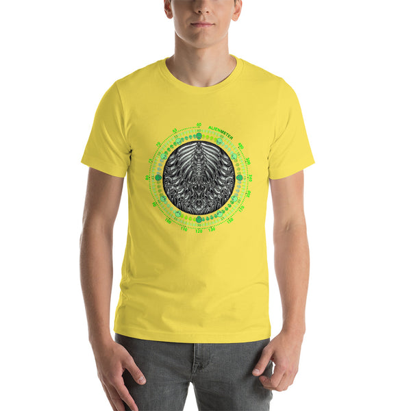 Alien - Area 51 • Short-Sleeve Unisex T-Shirt - Design Forms Of Art