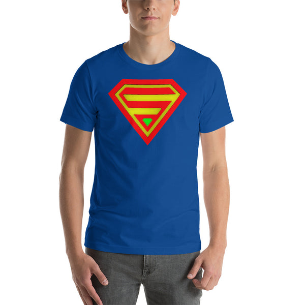 SUPERHERO Short Sleeve Men T-Shirt