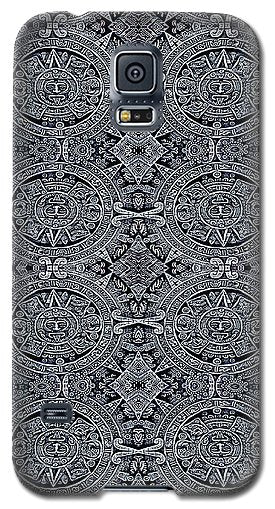 Aztec Navajo Wall - Phone Case - Design Forms Of Art