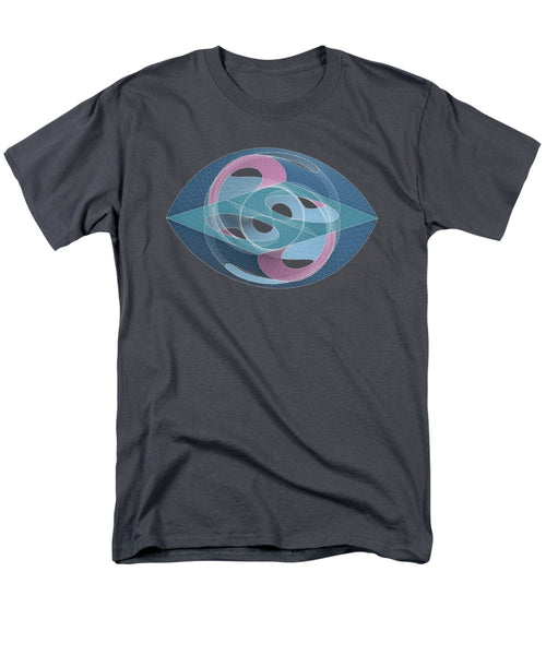 Bionic Eye - Men's T-Shirt  (Regular Fit) - Design Forms Of Art