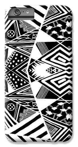 Crossroads To Ornamental - Phone Case - Design Forms Of Art