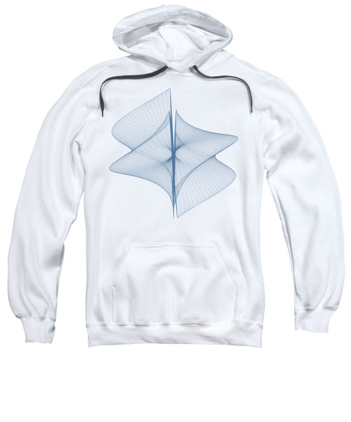 Helix Sail - Sweatshirt - Design Forms Of Art