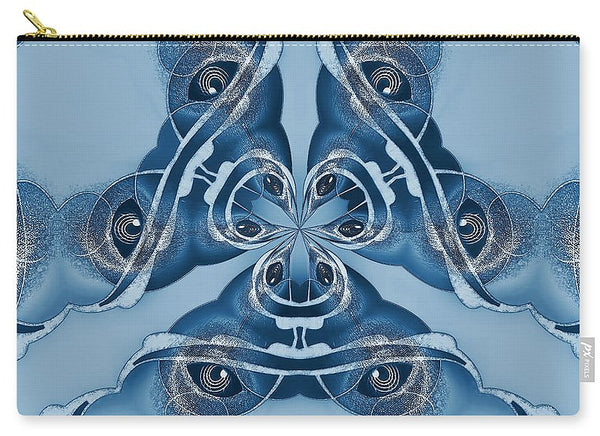 Hypnotic Eyes - Carry-All Pouch - Design Forms Of Art