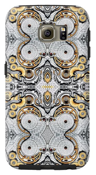 Mechanismadness - Phone Case - Design Forms Of Art