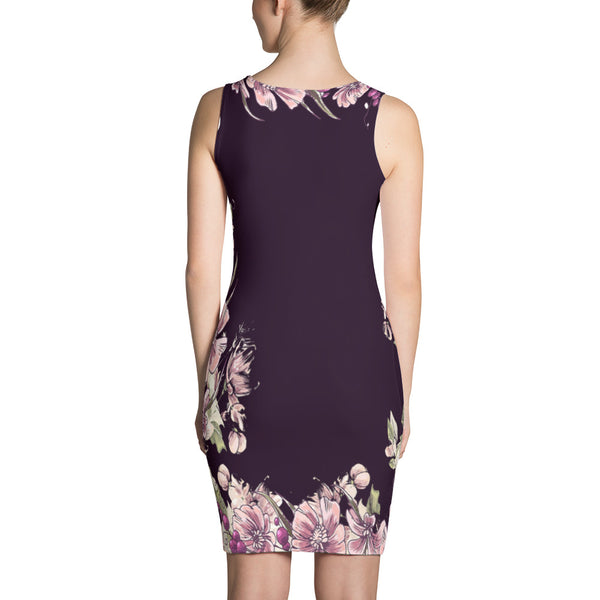 Rising Flowers - Sublimation Cut & Sew Dress