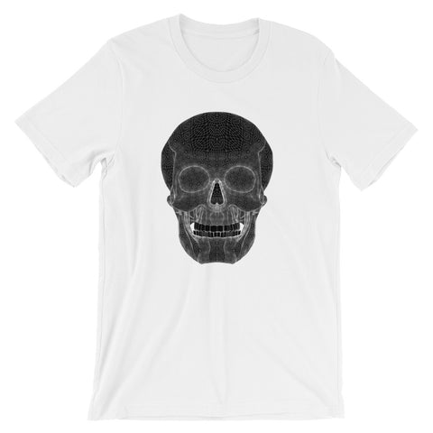 Skull - Short-Sleeve Unisex T-Shirt