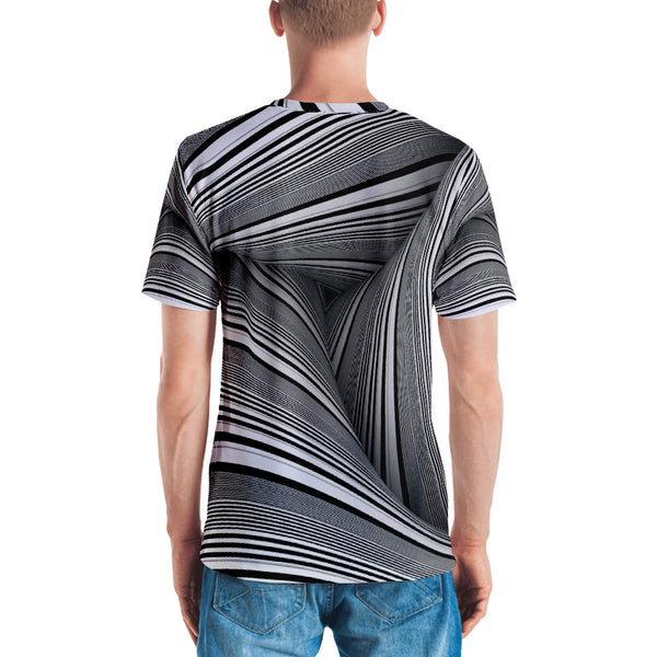 Twisted - Sew Men's T-Shirt